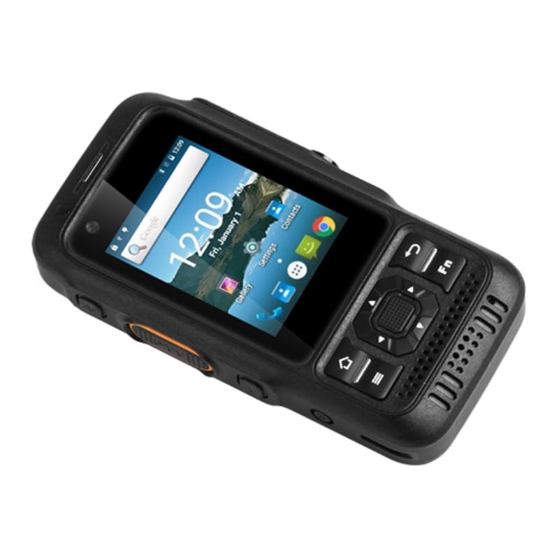 Walkie Talkie TK1000 MTK6735P Quad Core 1GB + 8GB 2.4 Smartphone IP67 Waterproof 4G LTE PTT Android Walkie Talkie Phone