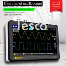 FNIRSI-1013D Digital Tablet Oscilloscope Dual Channel 100M Bandwidth 1GS Sampling Rate Mini Oscilloscope