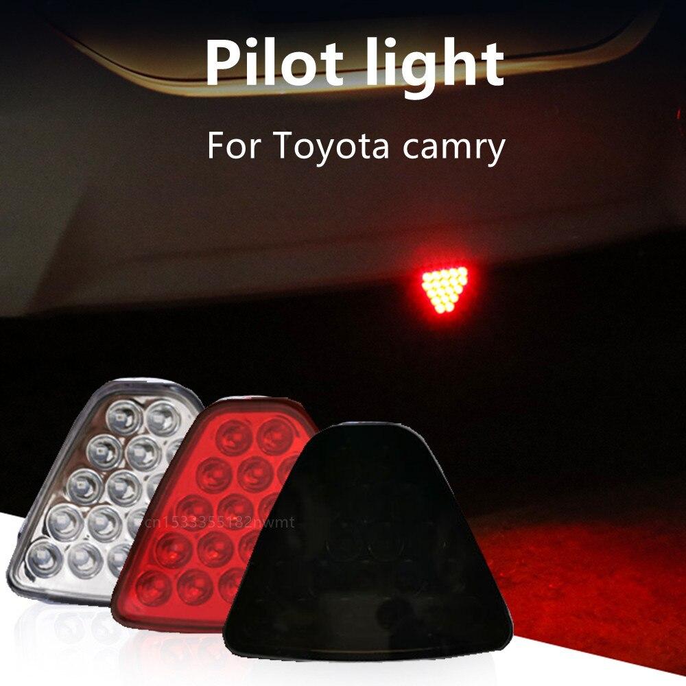 Пилот светильник общего модифицированный автомобильный хвост Предупреждение автомобильные задние стоп сигналы предупреждения столкнове...