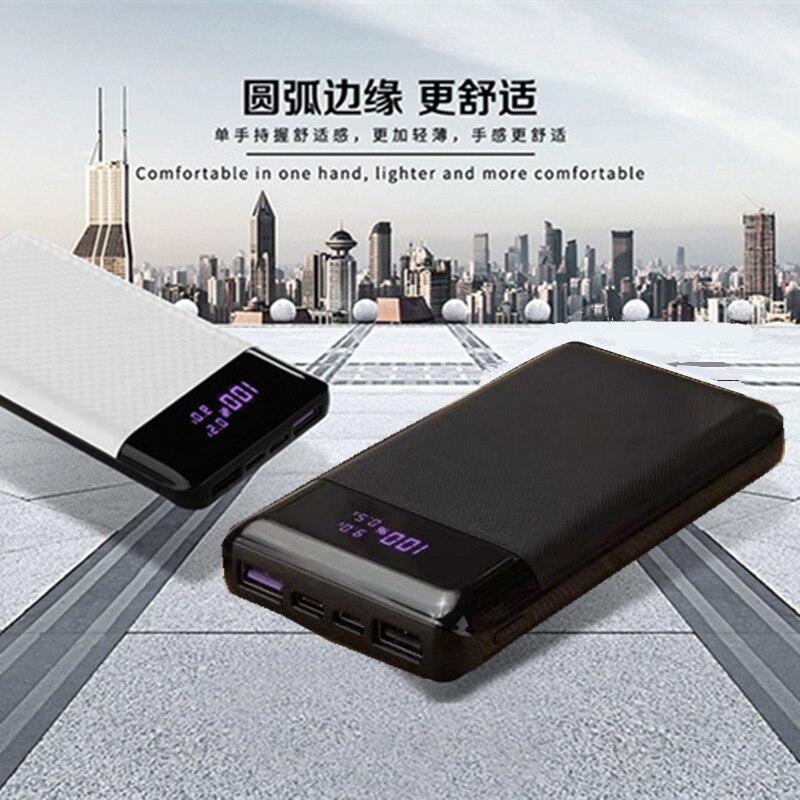 Cargador rápido qc3.0 20000mah PD18w con puerto tipo c cargador usb 5V