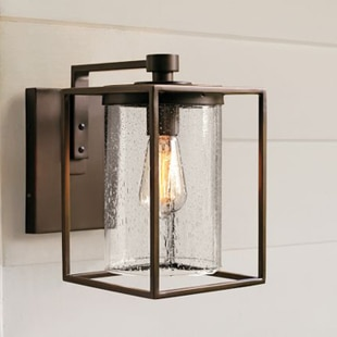 Lámpara vintage nicho de pared, decoración industrial, lámpara para pasillo, comedor, dormitorio