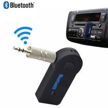 5.0 Bluetooth Audio Receiver Transmitter Mini Stereo Bluetooth AUX USB 3.5mm For PC Headphone Car Ac