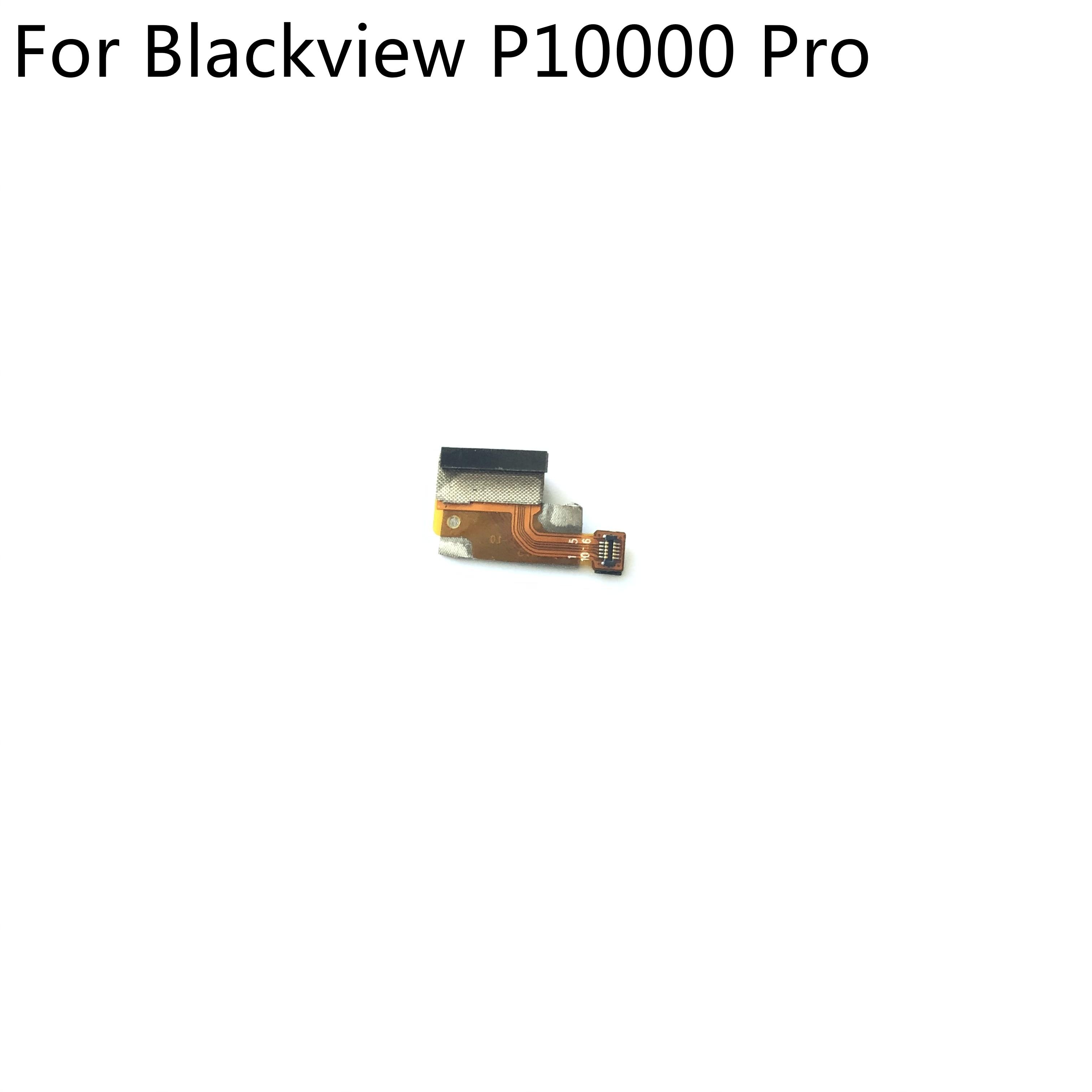 Blackview P10000 Pro используется оригинальный светильник-вспышка с гибким кабелем FPC для смартфона Blackview P10000 Pro MTK6763 5,99 дюйма 2160x1080