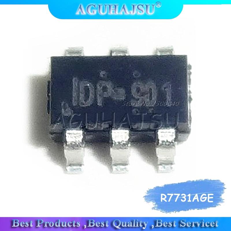 5PCS R7731AGE SOT23-6 R7731AG SOT23 R7731A SOT R7731 nuevo Original