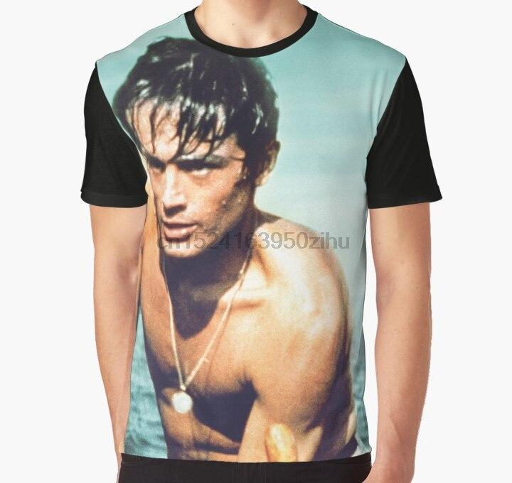 Camiseta con estampado en 3D para hombre, divertida camiseta con diseño de camiseta para hombres