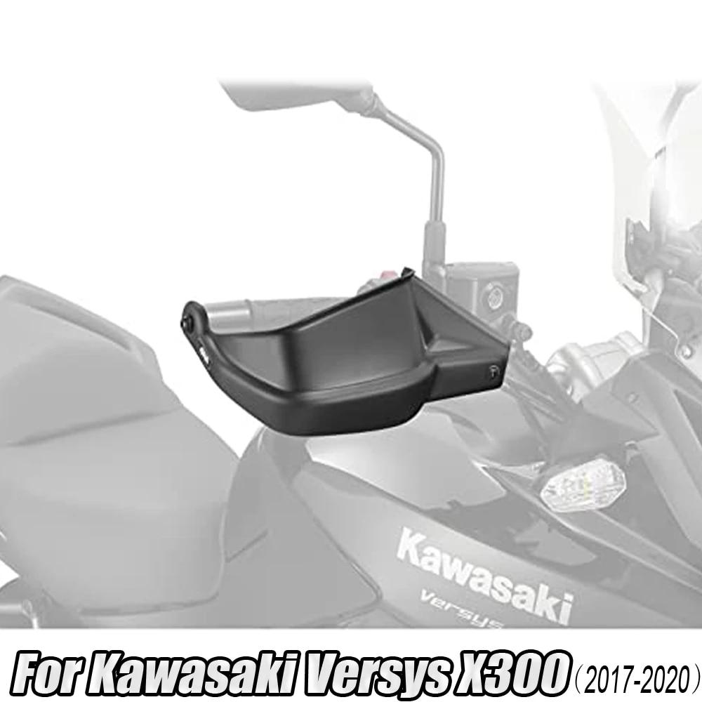 Защита от ветра для мотоцикла, защита для руля, защита для Kawasaki Versys X300 X 300 2017 2018 2019 2020 Накладки и декоративные молдинги      АлиЭкспресс