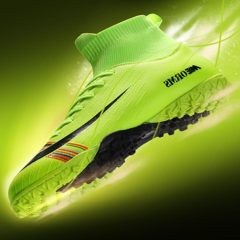 Zapatos de fútbol a la moda para hombre y calzado de entrenamiento...