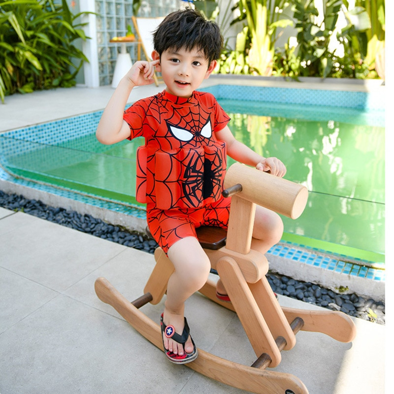 Kid's Life Jacket child rescue Vest Puddle Jumper Baby Floats Foam Safety Pool Water Lifejacket Beac