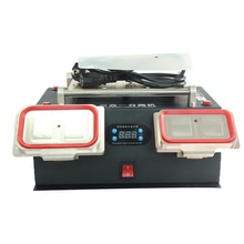 Multifunction Preheater Station Middle Bezel Frame Separator Machine Vacuum Cellphone Screen Separator TBK-978 3 in 1