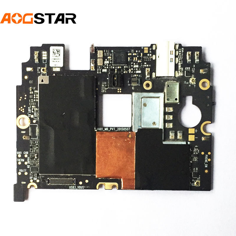 Aogstar desbloqueado trabajo Original placa base circuitos placa base Panel electrónico MB para LeTV LeEco Le Max X900 X900 +