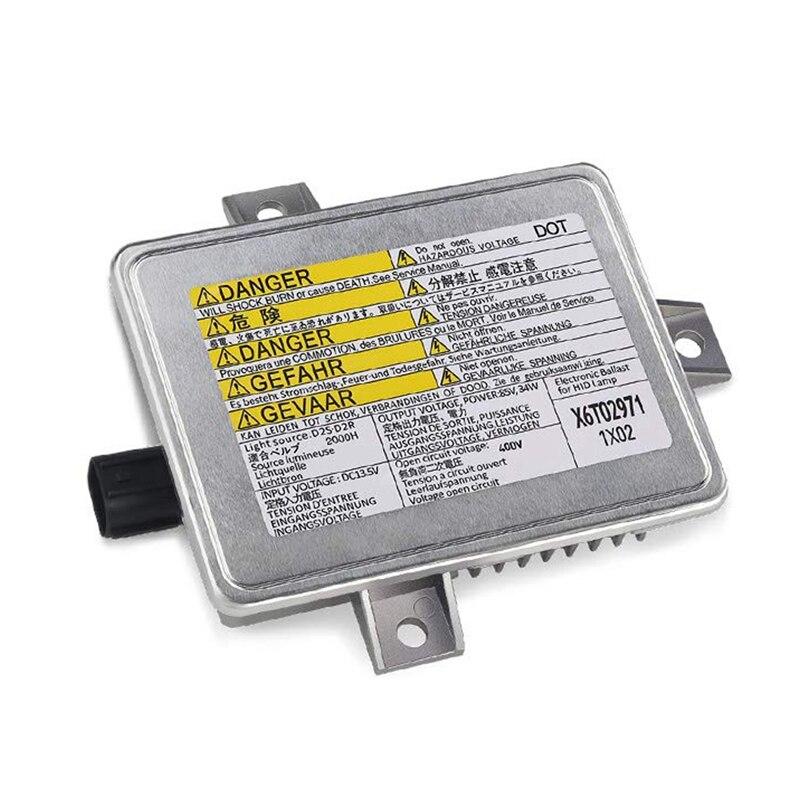 W3T10471 X6T02991 33119-S0K-A10 Xenon HID Headlight Ballast for Acura TL TSX Honda S2000 Accord Mazda 3 5 Mitsubishi Grandis
