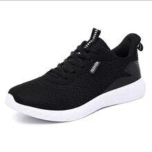 Hommes chaussures ultra-léger mesh respirant tennis chaussures homme sprot athlétique formateurs chaussures pour homme baskets de plein air