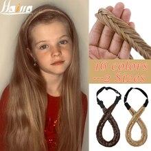 Diademas antideslizantes de 32 dientes para mujer, diademas giratorias de moda, cinta para la cabeza ajustable, diadema con bisel, accesorios para el cabello trenzados para niña