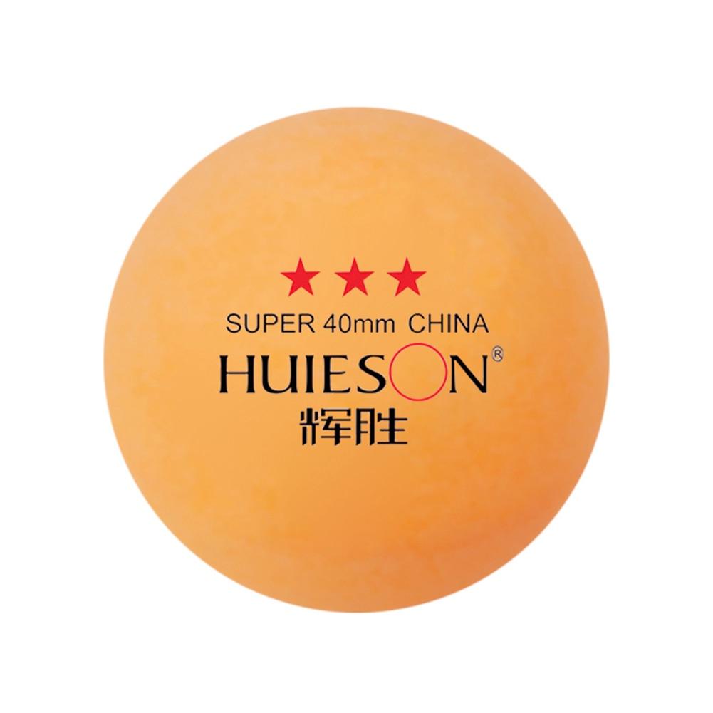 30 unids/set 3-Star pelotas de tenis de mesa Pingpong profesionales y aficionados pelota de entrenamiento SEC88