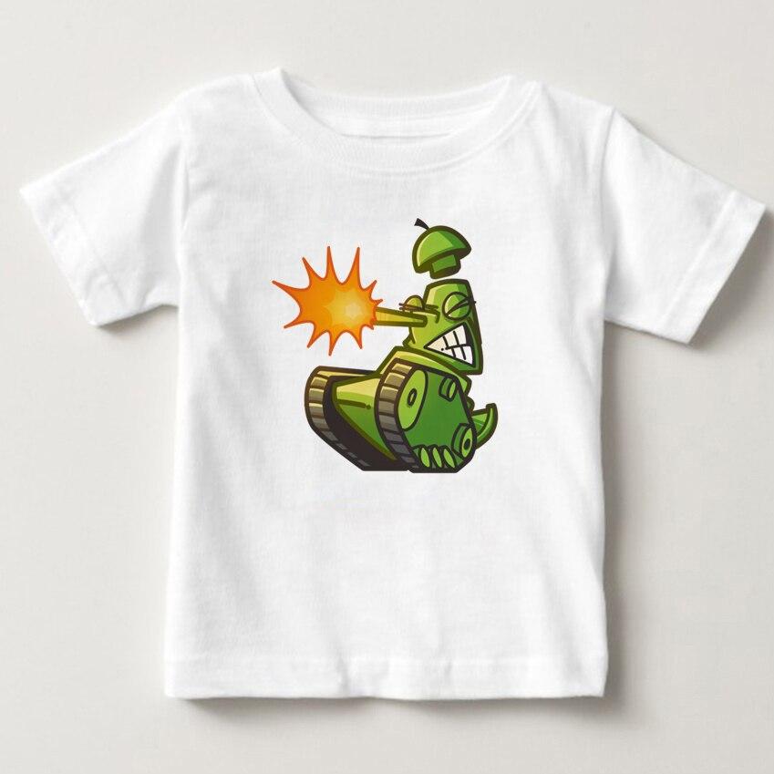 Детские летние футболки для мальчиков, хлопковые топы, майки для маленьких девочек, рубашки с принтом, футболки, детская одежда 2020, повседне...