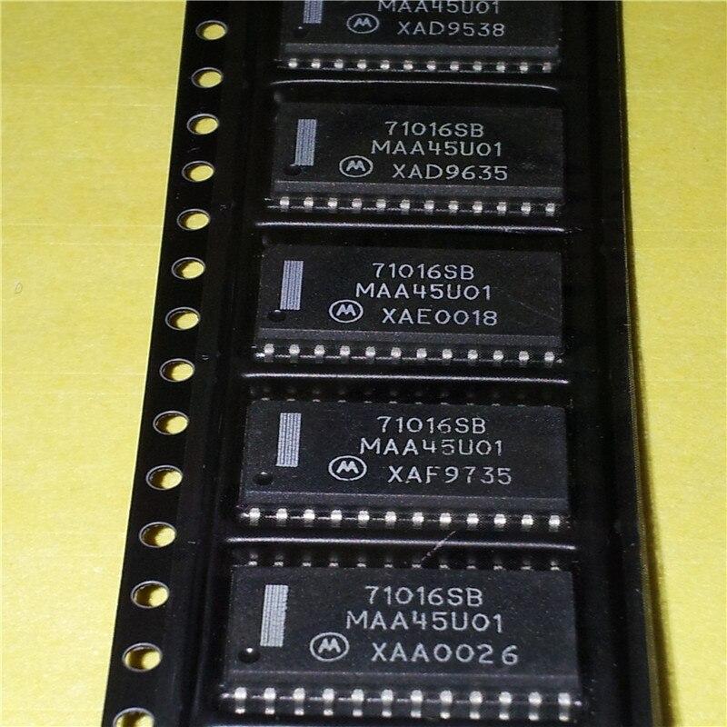 10 unids/lote 71016SB MAA45U01 MC71016SB 71016 SOP24 Chips de conductor de coche para automóviles, motocicletas, Repuestos de coches
