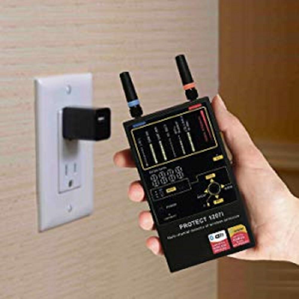 Professional Wireless Bug Detector of GSM/CDMA/3G/4G Radio Detection Anti Spy Signal Hidden Camera GSM Audio Bug Finder 4G GPS enlarge