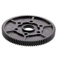 1pc model car driven gear r86028 87t plastic gears for rgt 86100 110 rc cars accessories