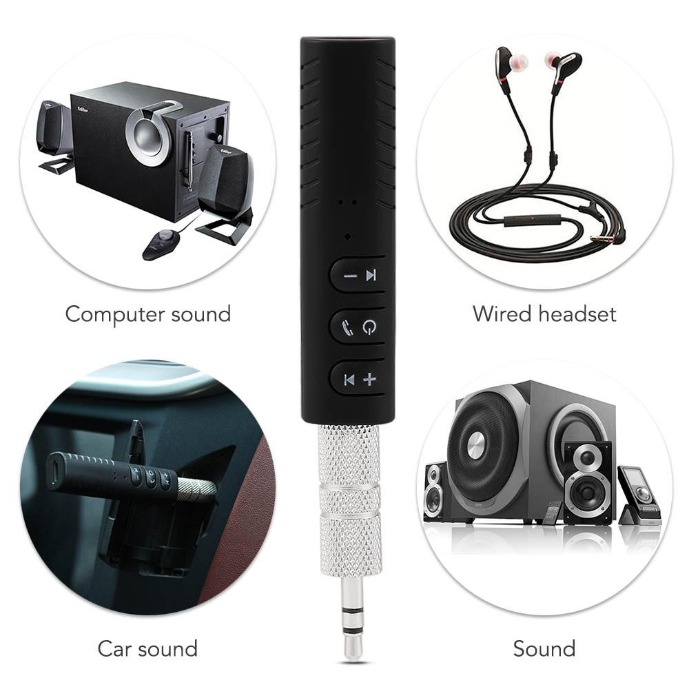 Bluetooth Aux Wireless Audio Adapter Receiver For BMW X1 X2 F39 X3 G01 F25 E83 X4 G02 F26 X5 F85 F15 E70 X6 F86 F16 E71