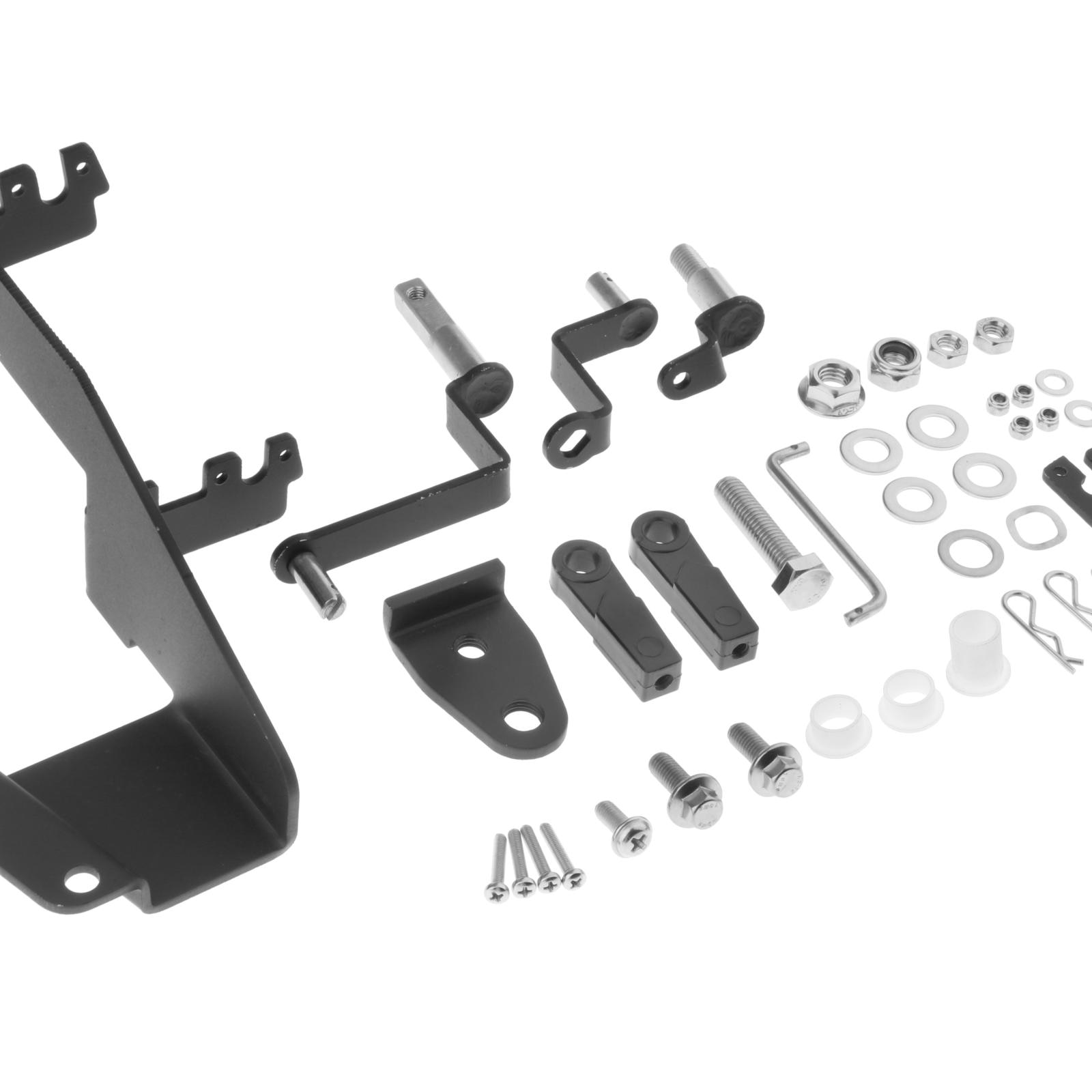 Remote Control Attachment Kit For Yamaha Outboard 15HP Pro  D-Modern enlarge