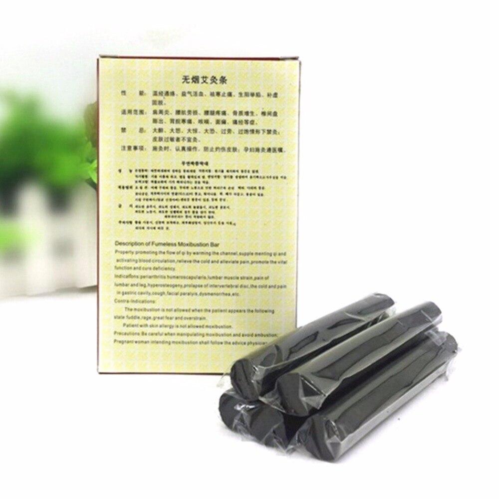 5 шт./компл. 14*110 мм черная традиционная Бездымная Мокса-палка высокого качества улучшает здоровье тела