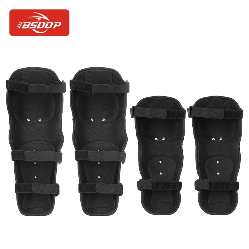 BSDDP RH1010 Motorcycle Stainless Knee Pads Motocross Elbow Protection Racing Equipment for Snowboard Motorbike Hockey Climbing enlarge