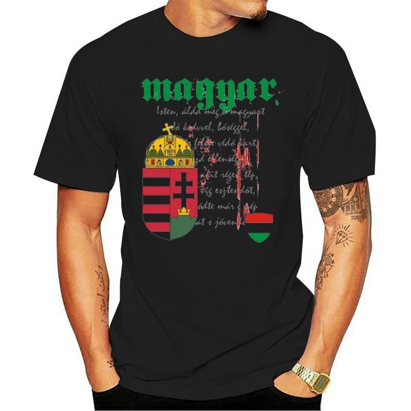 Venda caliente Moda Nova marca- 2021 camiseta roupas Tungarn Hungria impressão Tmasculina...