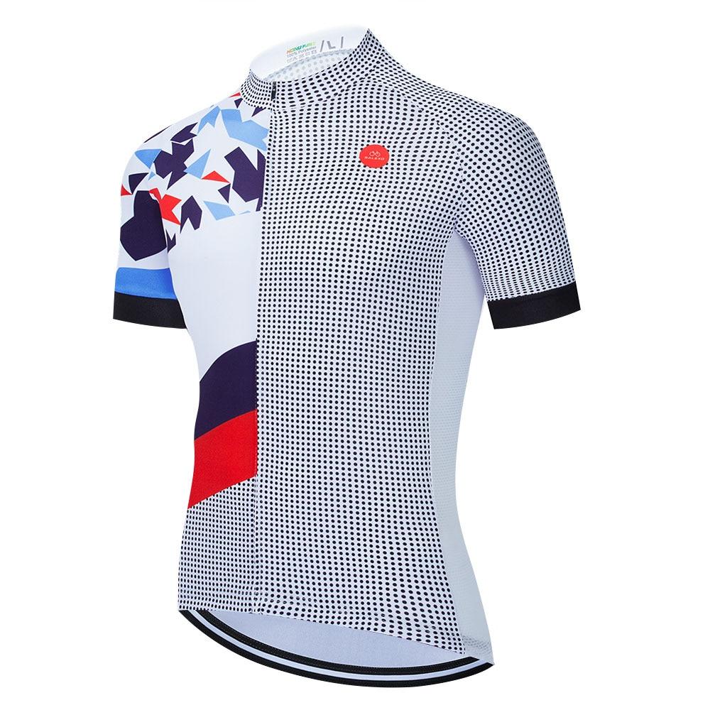 2021 equipo de Ciclismo Jersey Pro de verano de los hombres camisetas...