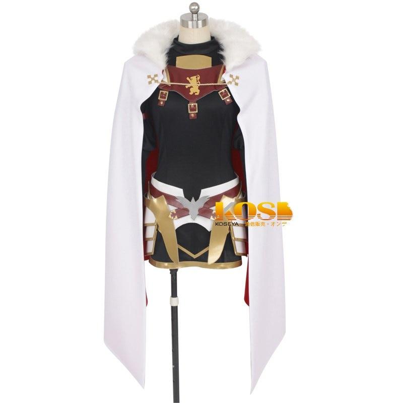 Anime destino/apócrifos Astolpho Astolfo Cosplay Carnaval traje Halloween traje de Navidad