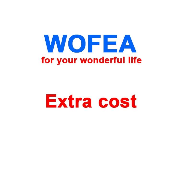 Custom order & extra cost