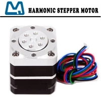 harmonic gearbox ratio 301 2arcmin stepper motor nema17 1 0a small size precise control