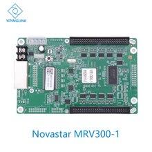 Novastar MRV300 MRV300-1 led-bildschirm empfänger karte P 2,5 P3 P 3,91 P 4,81 Bühne led-bildschirm erhalt karte