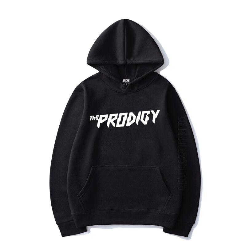 Electronic Music Band Hoodies PRODIGY Men Women Hooded Tops Streetwear Harajuku Hip Hop Sweatshirt Pullover Sport Hoodie