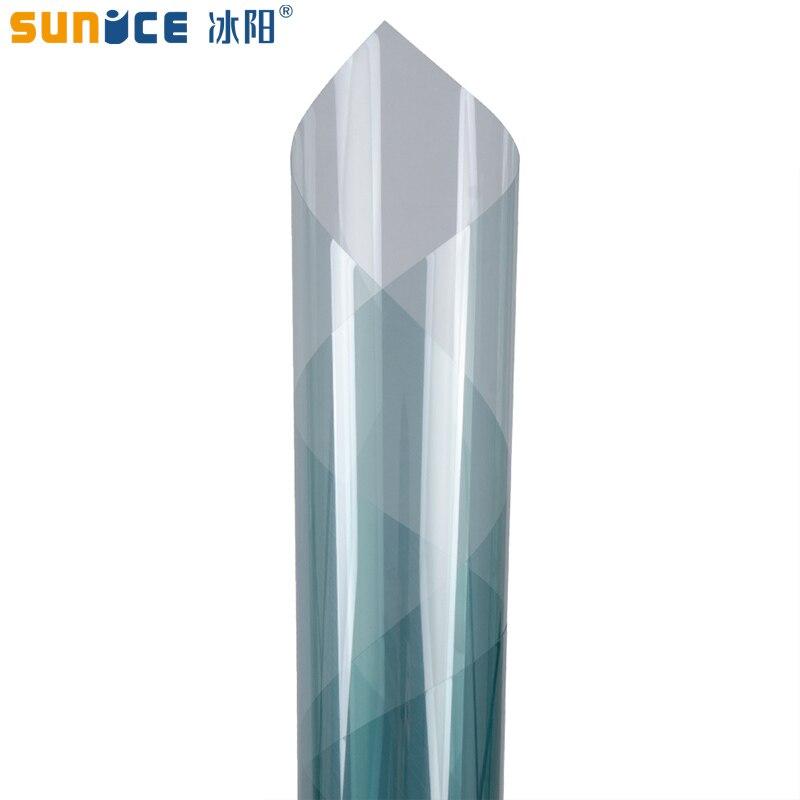 Deseos Sunice 2mil 70% VLT de película para ventana de coche Auto adhesivo de alta UV casa pegatina anti-UV de control de calor de cerámica tinte 76cm x 30m