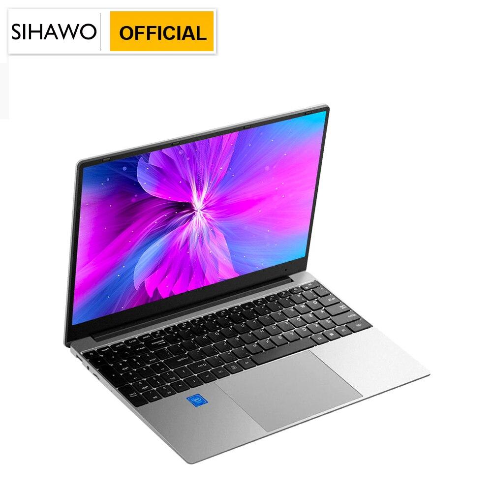 14inch windows 10 intel core i7 4500u 4510u 4550u 8gb ram 120gb ssd 750gb hdd sliver color fast boot laptop notebook computer SIHAWO 2021 NEW ARRIVAL Intel Core i7-4500U Processor Windows10 8GB RAM 128GB SSD Laptop 15.6 Inch 1920*1080 IPS Screen Notebook