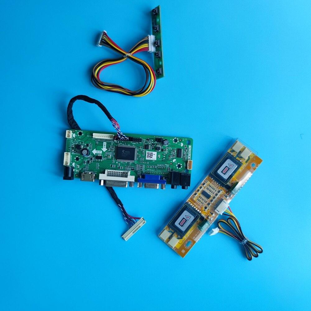 عدة ل HT190WG1-101/100/102/601/602/600 1440x900 VGA DVI M.NT68676 شاشة 4 CCFL مصابيح LCD HDMI متوافق مع لوحة تحكم
