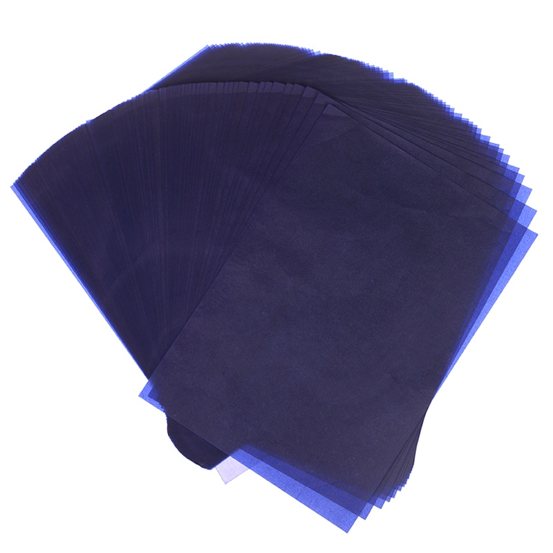 accesorios-de-pintura-de-calco-legible-reutilizable-de-papel-a4-de-carbono-azul-100-uds