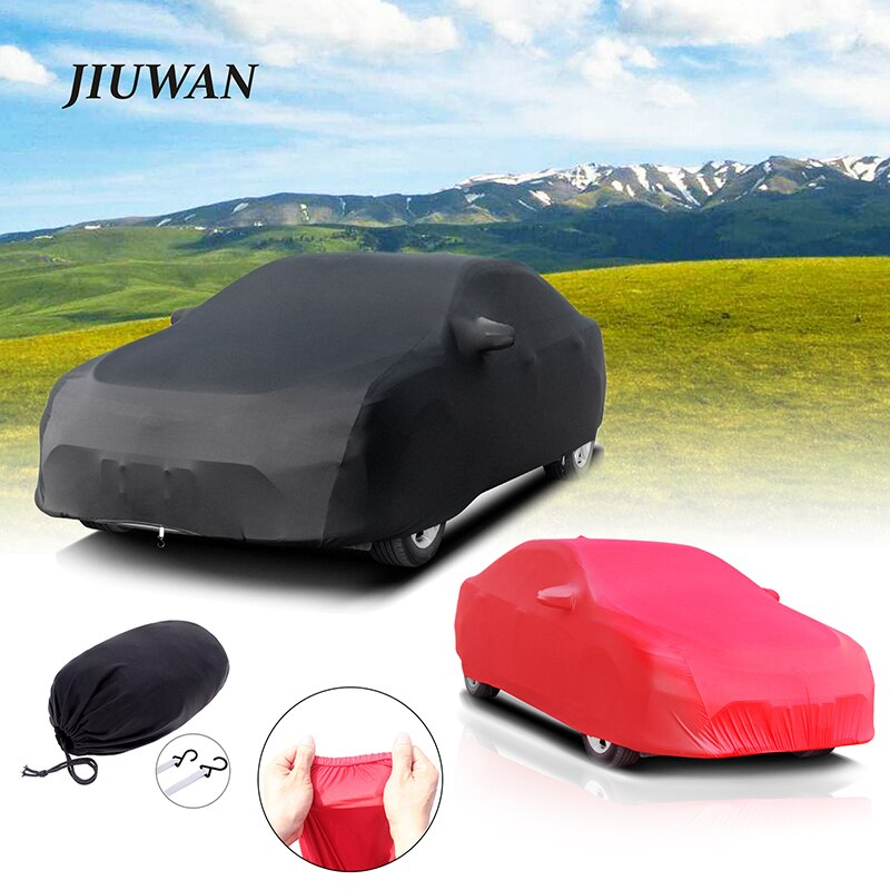 Sunproof Windproof Dustproof Resistant UV Protection for Universal New Customize Stretch Cloth Car Cover Beauty Styling Cover