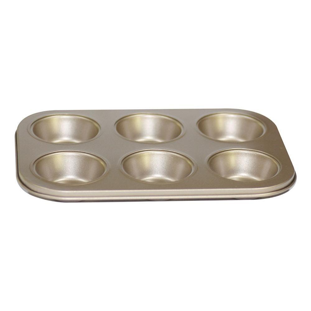 6 copos consecutivos ferramentas de cozimento bakeware pão pan caixa de alumínio assado retangular pequena torrada bolo molde