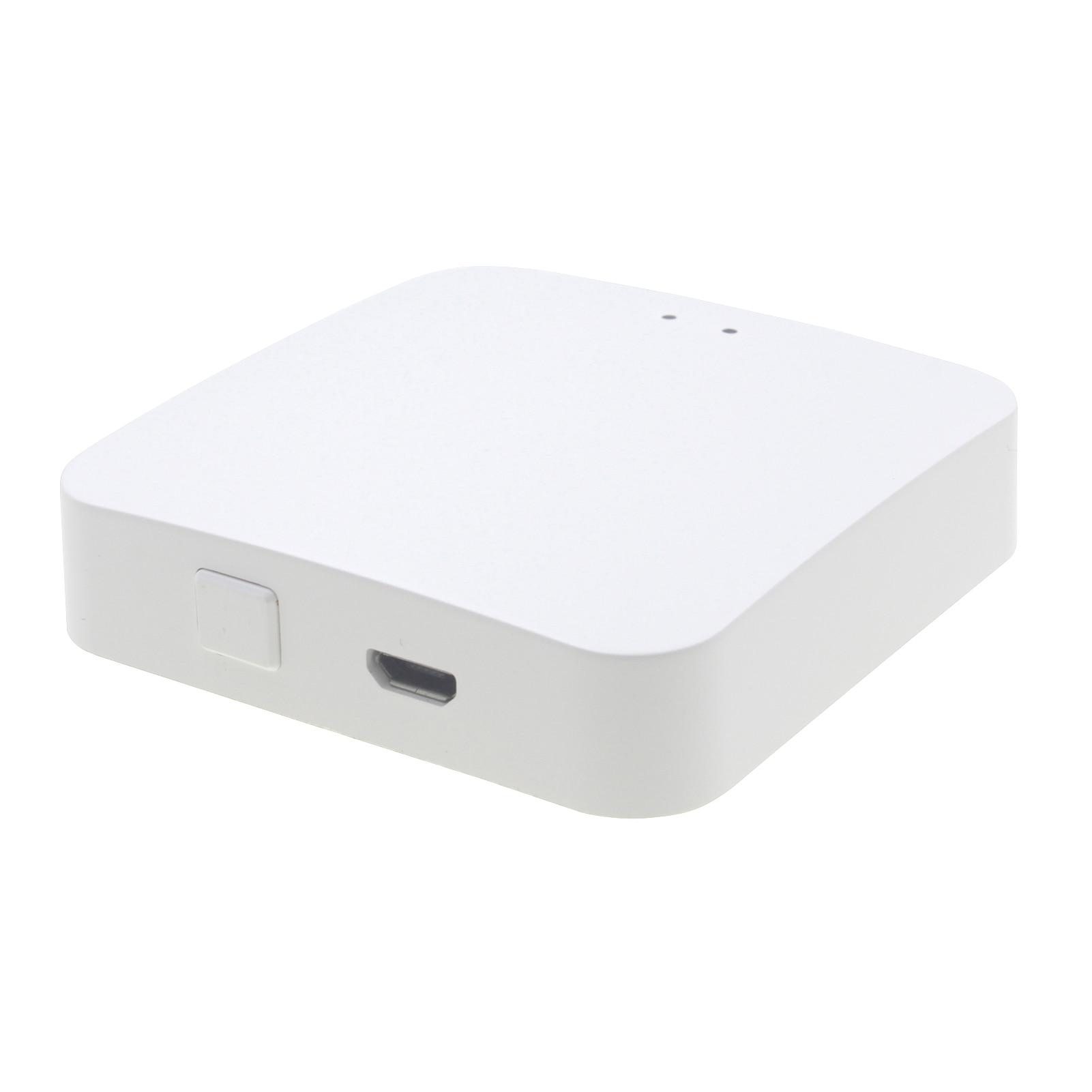 بوابة زيجبي/بوابة BT بوابة ذكية محور 3.0 المنزل الذكي اللاسلكي عن بعد/التحكم الصوتي متوافق مع أليكسا جوجل الرئيسية