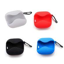 Полуобернутый нескользящий мягкий силиконовый защитный чехол с защитой от царапин для Beats Powerbeats Pro Wireless Bluetoo