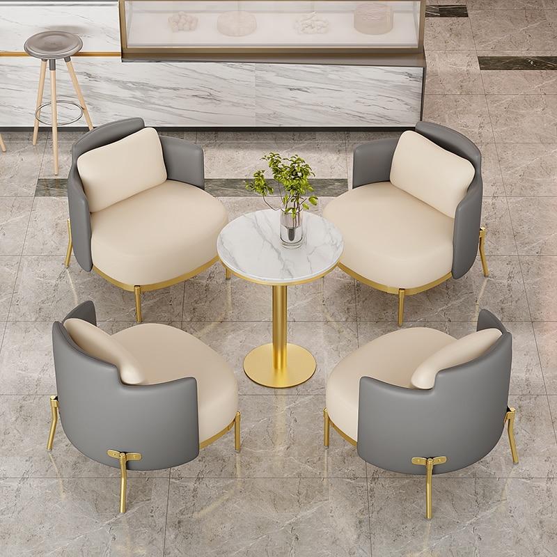 Современный скандинавский стул, кофейный столик, европейские стулья, дизайнерские диванные стулья для спальни, стулья с акцентом для гостиной