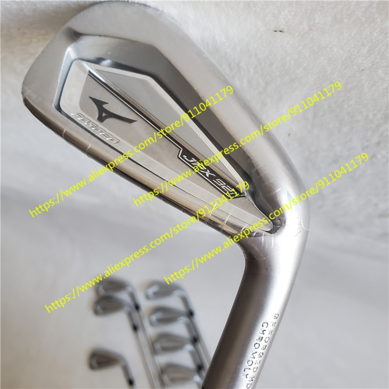 Men Golf Clubs golf iron JPX 921 irons Golf Forged Irons Golf Clubs 4-9PG/8PCS R/S Flex Steel Shaft With Head Cover
