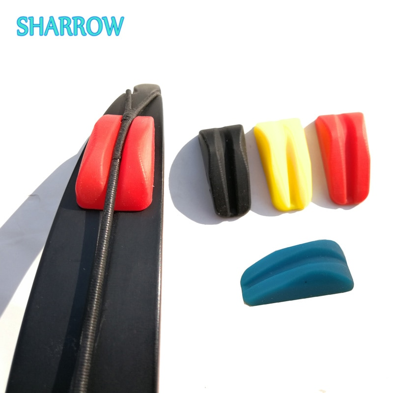 1 pc aluminum alloy bow sight stabilzer reduce vibration dampener silencer shock absorber compound bow hunting archery accessory 1pair Archery Bow Stabilizer Limb Dampening Silencer Bowstring Vibration Shock Absorber Recurve Bow Hunting Shooting Accessories