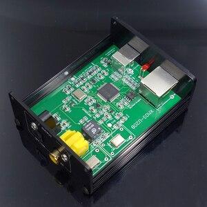 Mini XMOS XU208 USB DAC USB Soundcard Headphone Out DSD Native High-Resolution Hi-Fi Audio