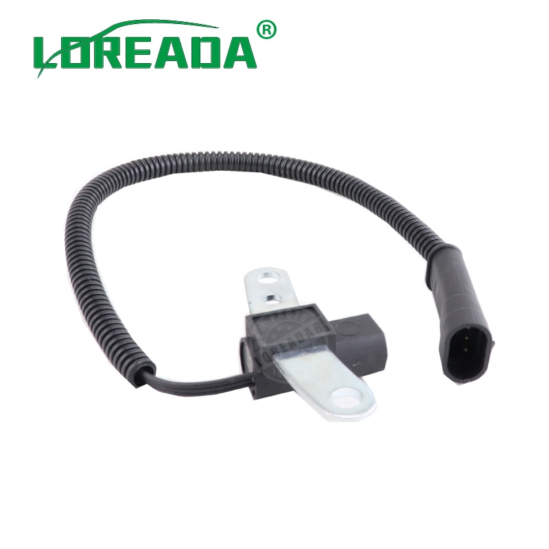 Loreada virabrequim posição sensor de pulso para jeep cherokee xj wrangler grand cherokee zj chrysler 4713427 56029621 56027031 pc41