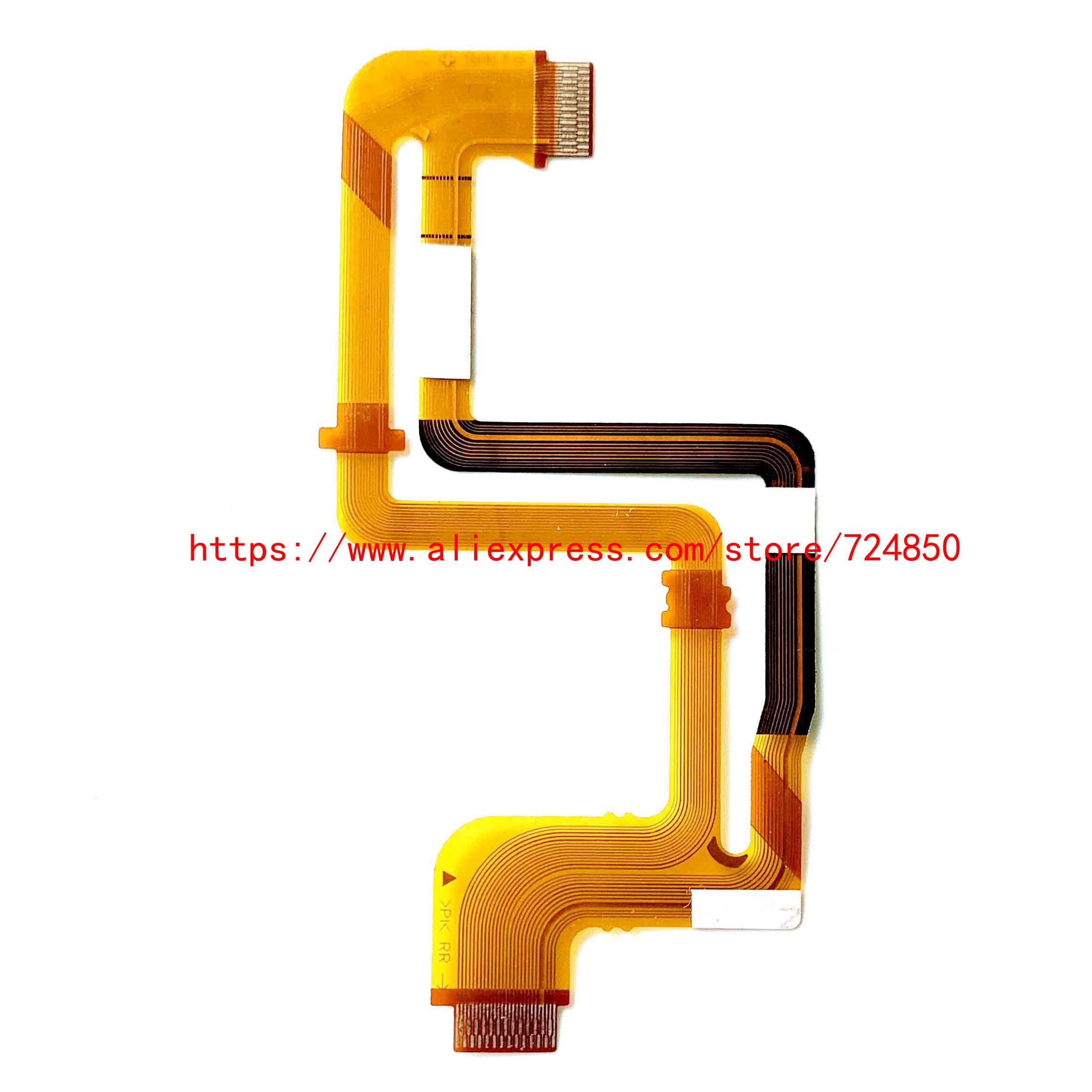 Heyman Cable plano para Sony HDR-HC1,HDR-HC1E,HDR-HC1EK,HDR-HC1K,HVR-A1C,HVR-A1E,HVR-A1J,HVR-A1N, cámaras de vídeo, (para LCD)