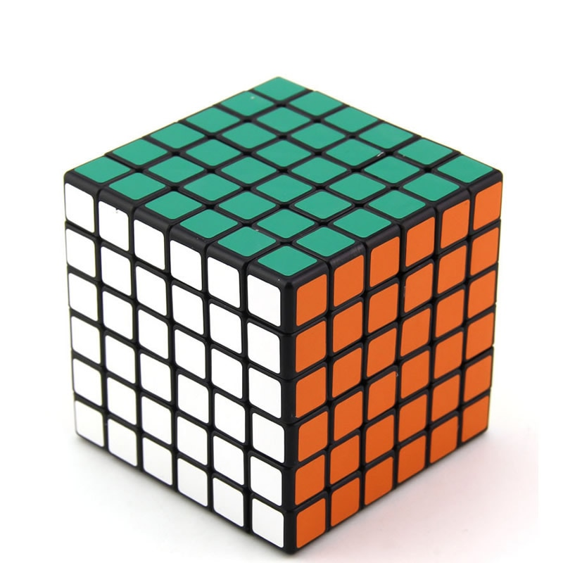 Original High Quality ShengShou 6x6x6 Magic Cube 6x6 Speed Puzzle Christmas Gift Ideas Kids Toys For Children