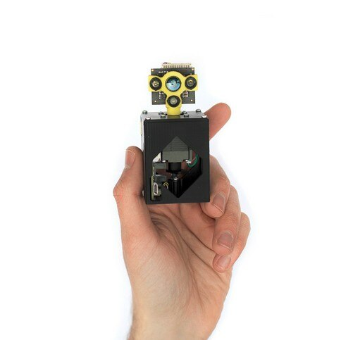 Módulo de detección de rango láser lidar rotación de 360 grados Teraranger, Envío Gratis