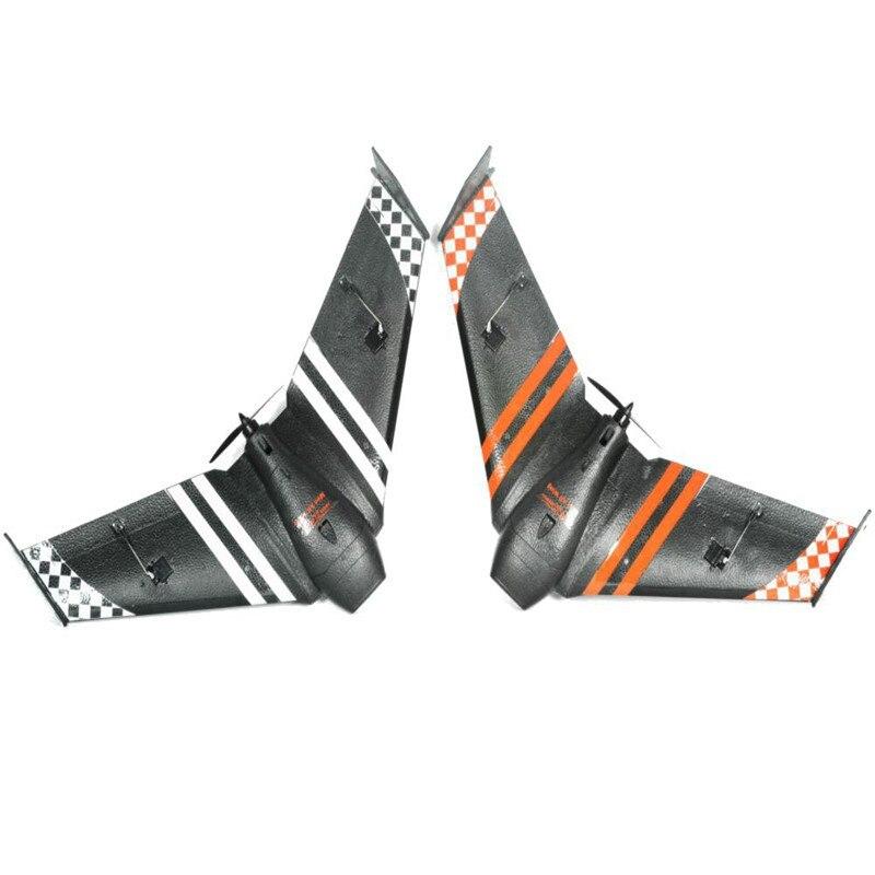 eachine 70 km h sonicmodell mini ar 600mm canal de asa epp corrida fpv voador de